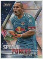 2018 Topps Stadium Club MLS Soccer Special Forces #SF-11 Luis Robles