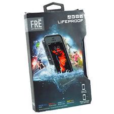 iPhone 5 5s se Handyhülle LifeProof FRE Case Tasche Cover Schutz grau