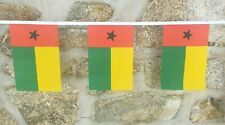 Guinea-Bissau Flag Polyester Bunting - Various Lengths