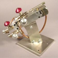 Nortel Major Minor Top Bench Burner Lampwork Torch 64 Ports Borosilicate Glass