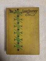 The Long Journey Johannes Jensen Novel Viking mythology Celts Vintage