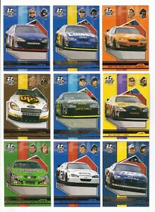 2004 Stealth X-RAY NUMBERED PARALLEL #EB8 Jimmie Johnson's Car #046/100!