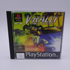V Rally 97 Championship Edition Sony Playstation 1 PS1 PAL Spiel Game