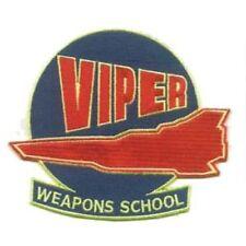 Battlestar Galactica ecusson Viper Weapons School bsg viper weapons school patch