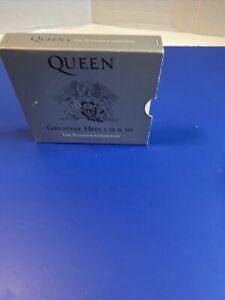 QUEEN Greatest Hits: The Platinum Collection (3-CD boxset + bklt) 2002 MINT/MINT