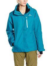 Eider Arcalis 2.0 Femme Veste De Ski Bleu RRP £ 280 ski Bnwt Taille 16