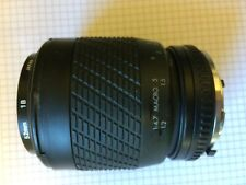Sigma UC Zoom lens for Contax 70 - 210mm 1:4-56 Multi-coated, Japan made.