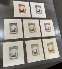 Thailand Buddhism 5 Nominal in Different Color Thick Paper (c2)