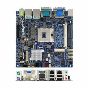 Intel QM67 Mini-ITX Motherboard with DC-in HDMI Dual LAN Socket G2 NAS Firewall