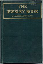 The Jewelry Book 1900 HC Book