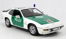 MINICHAMPS 1985 PORSCHE 924 EURO POLICE 1:18 *New Stock* Rare Find!