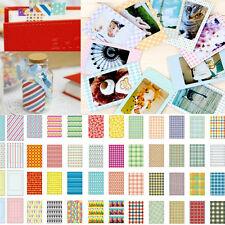 20Sheets Polaroid Films Photo Frame Sticker For FujiFilm Instax Mini 8 7S 25 50S