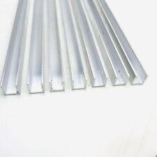 ".125"" thick Aluminum CHANNEL 1'' wide & 1"" leg, 32"" long QTY 7  sku 137724"