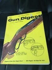 17TH ANNIVERSARY GUN DIGEST 1963