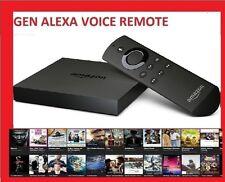 GEN2!! AMAZON FIRE TV BOX alexa VOICE 17.3 TITANIUM VERSION NO LIMITS tvfree4me