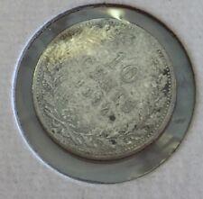1904 Netherlands 10 Cents