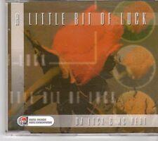 (EY234) DJ Luck & MC Neat, A Little Bit of Luck - 1999 CD