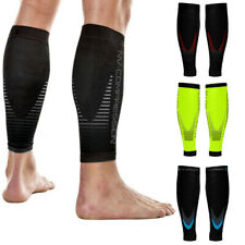 NV Compression Essential Race and Recover Calf Guards / Sleeves (Pair) 20-30mmHg