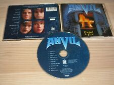 ANVIL CD - FORGED IN FIRE / 1998 FRENCH 3023342 PRESS in MINT