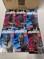 G.I Joe Limited Edition Mini Figurine Set Just Pulled From A Sealed Case Hasbro