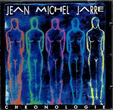 CD - JEAN MICHEL JARRE - Chronologie