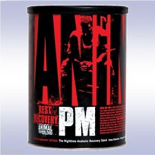 UNIVERSAL NUTRITION ANIMAL PM (30 PACKETS) rest recovery training stak gh boost