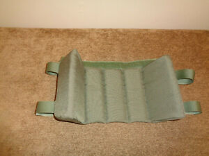 Custom Padded Back Pad  Fits: Tactical Tailor MALICE / ALICE Pack Frame OD GREEN