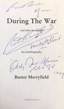 More details for buster merryfield authentic signed book page ofah aftal#198