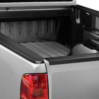 For Chevy Silverado 1500 Classic 07 Westin Textured Black Tailgate Bed Cap
