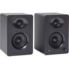 Samson MediaOne M30 Active Powered Studio Monitors Class-AB Amplifiers: 2 x 10W