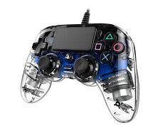 NACON PS4 Illuminated Compact Controller - Blau (NA360806)
