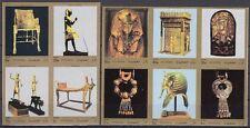 Fujeira 1972 ** Mi.1240/49 B Altägyptische Kunst Egyptian Art Pharao
