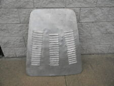 AUSTIN HEALEY 100 4  / 54 55 56 EXTERIOR BODY HOOD BONNET ALLOY BN1 BN2 LOUVERED