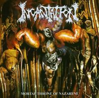 Incantation - Mortal Throne of Nazarene [New CD] Argentina - Import