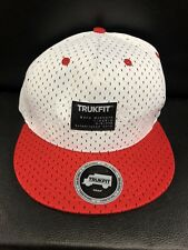Trukfit NWT  Jersey Mesh Prototype Sample Snapback Hat