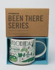 STARBUCKS FLORIDA BEEN THERE SERIES CERAMIC CUP MUG NIB