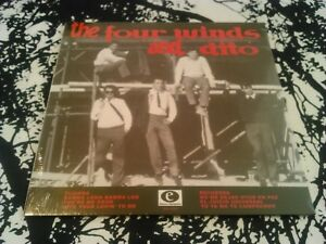 """FOUR WINDS AND DITO - S / T 10"""" LP MINT SEALED!!! ELECTRO HARMONIX GARAGE KINKS"""
