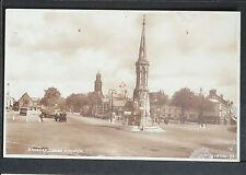 UK, ENGLAND 388 BANBURY -Cross & Church (Real Photographic (RP)