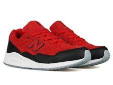 New Balance Classic Sneaker 530 Men's Size 8.5 Red Black White M530CBB Retro