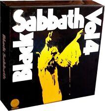 "BLACK SABBATH ""Vol. 4"" promo empty Box for Japan Mini LP CD"