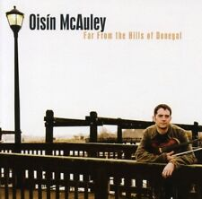 Oisin McAuley - Far From The Hills Of Donegal [CD]