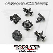 10x Stoßstangen Befestigungsclips Klips für Toyota Lexus | 9046707211