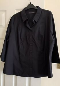 Ladies Marks and Spencers Blouse Shirt top Size 22 Fabulous New No Tags