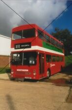 BUS PHOTO OF A NORTHERN PHOTOGRAPH PICTURE,MCW METROBUS,NEWPORT ISLE OF WIGHT.