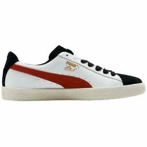 Puma Clyde X The Hundreds Lace Up  Mens  Sneakers Shoes Casual   - Size 7.5 D