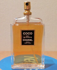 Vintge Coco Chanel EDT Perfume 3.4 ounces Original Formula