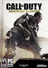 Call of Duty: Advanced Warfare (PC: Windows, 2014)