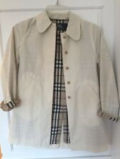 Burberry Coat  Girls Sz 8