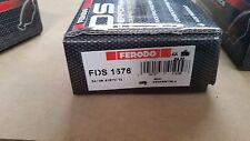 FERODO RACING (DB1687) FDS1676 DS PERFORMANCE HIGH PERF Brake Pads for road use