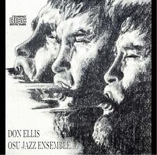 DON ELLIS WITH THE OHIO STATE JAZZ ENSEMBLE 1977 CD